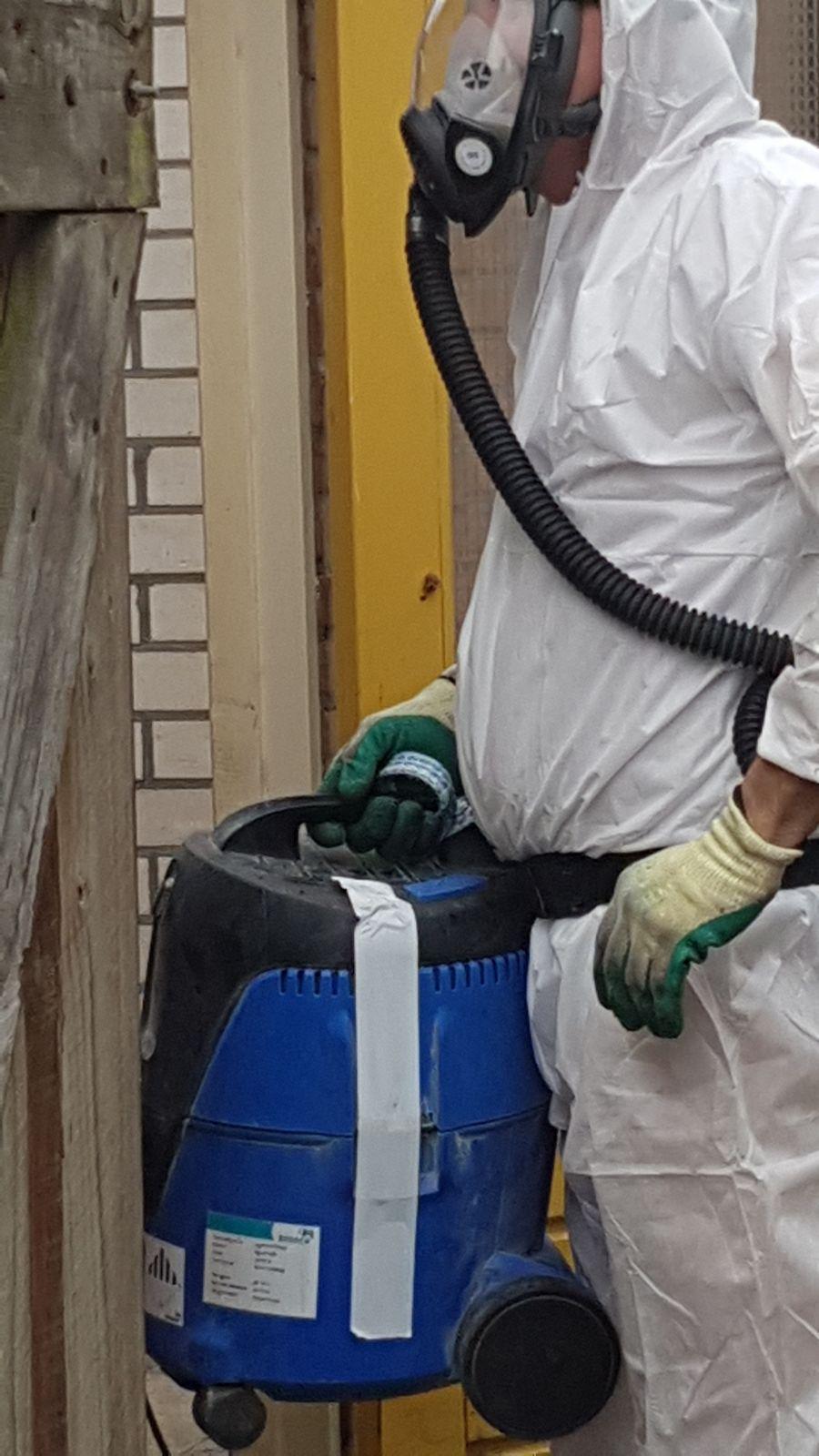 veilig asbest verwijderen